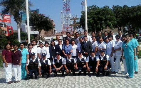Equipo Red Salud Chepén