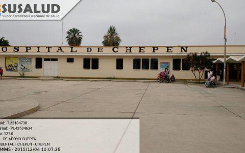 Hospital de Apoyo de Chepén