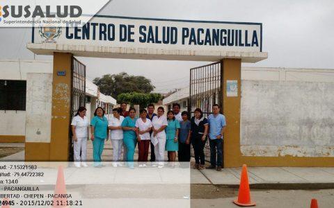 Centro de Salud Pacanguilla